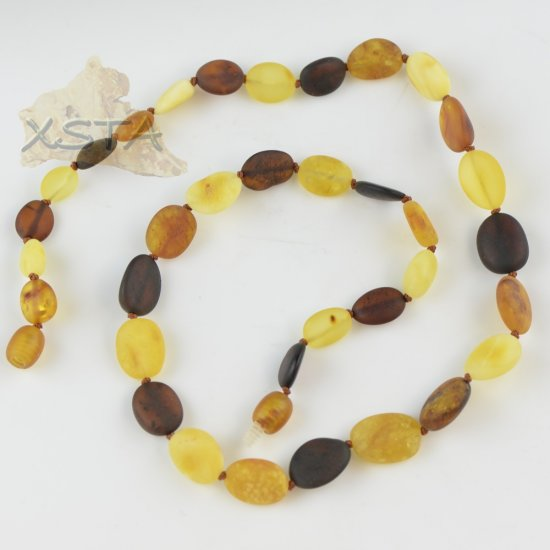Amber necklace 50 cm or 45 cm