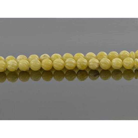 Islamic mala prayer amber rosary
