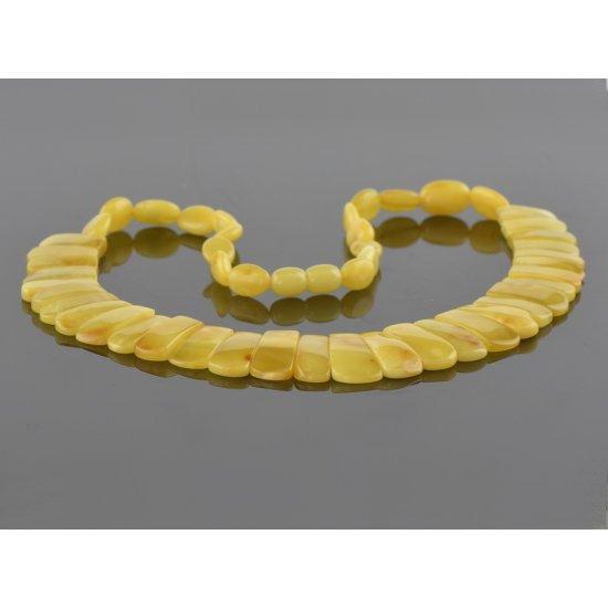 Amber necklace kolje beads