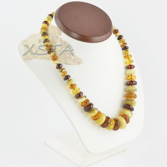 Adults Baltic amber necklace mix