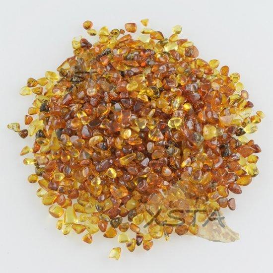 Baltic amber loose stones