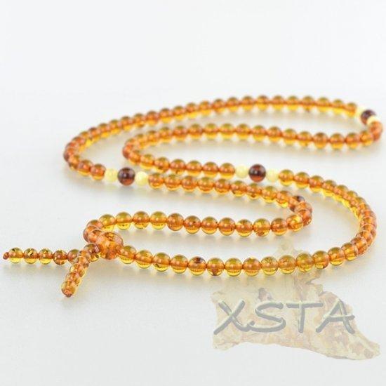 Baltic amber mala prayer rosary