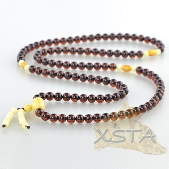 Cherry wholesale Baltic amber rosary