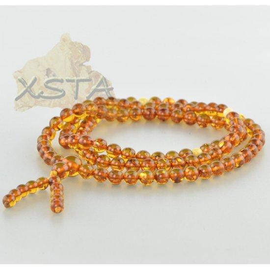 Mala prayer Baltic amber rosary