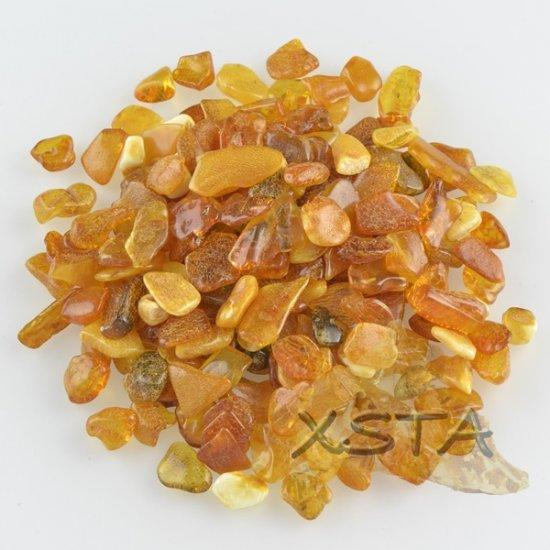 Natural Baltic amber stones