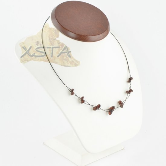 Natural amber necklace Adults
